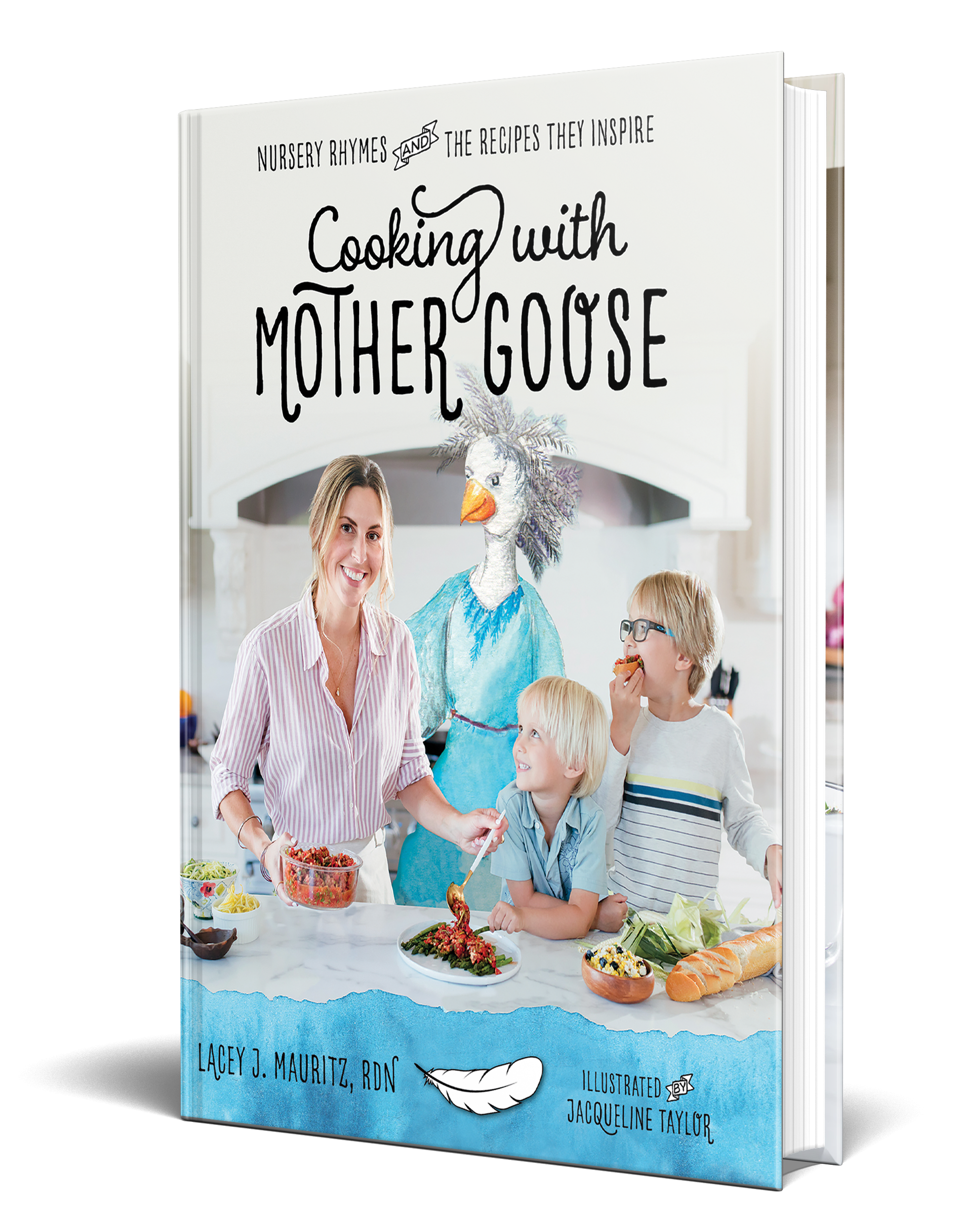 Cooking with Mother Goose